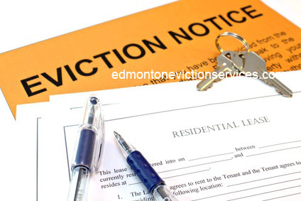 Edmonton Residential Eviction